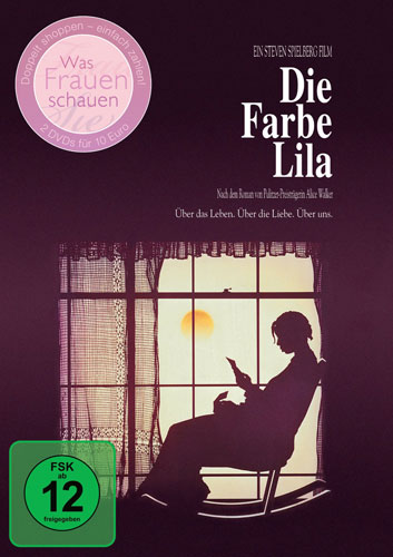 Farbe Lila, Die (DVD) Min: 148/DS/WS          Warner