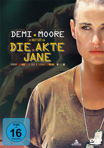 Akte Jane (DVD) Min: 120/DD5.1/WS
