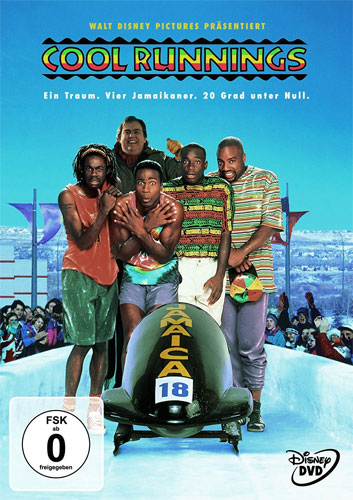 Cool Runnings (DVD) Min: 95/DD2.0/WS