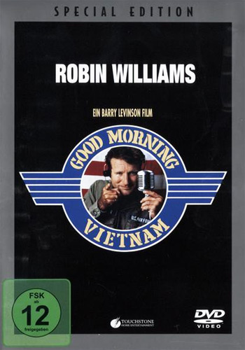 Good Morning Vietnam (DVD) S.E. Min: 116/DD5.1/WS