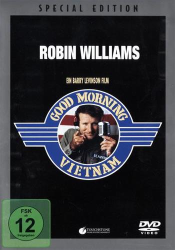 Good Morning Vietnam (DVD) S.E. Min: 116/DD5.1/WS