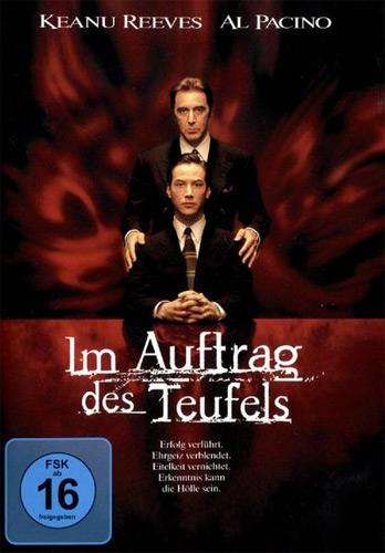 Im Auftrag des Teufels (DVD) Min: 138/DD5.1/WS