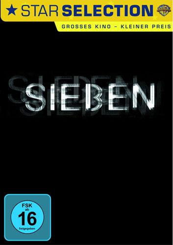 Sieben (DVD)  -singel- Min: 124+20/DTS,DD5.1/WS  Warner