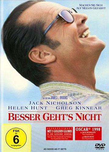 Besser geht's nicht (DVD) Min: 133/DD5.1/WS16:9