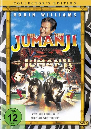 Jumanji (DVD) C.E. Min: 100/DD 5.1/WS:16:9