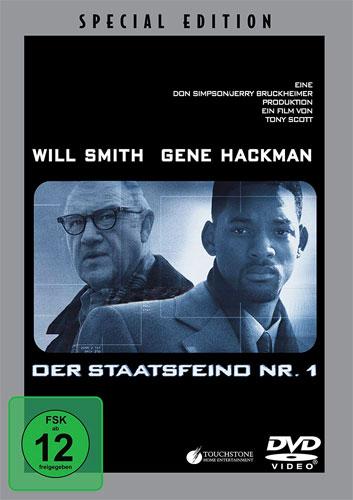 Staatsfeind Nr. 1 (DVD) Min: 127/DD5.1/WS