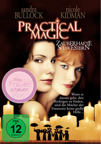 Practical Magic (DVD)- Zauberhafte Schw. Min: 100/DD5.1/WS