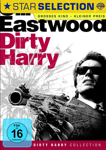 Dirty Harry 1 (DVD) Min: 98/DD5.1/Ws16:9