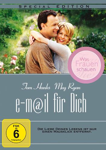 E-Mail für Dich (DVD) Min: 115/DD5.1/WS        Warner