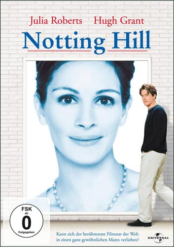 Notting Hill (DVD) Min: 119/DD5.1/16:9