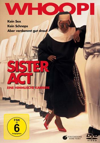 Sister Act 1 (DVD)  Eine himml.Karriere Min: 96/DD5.1/WS