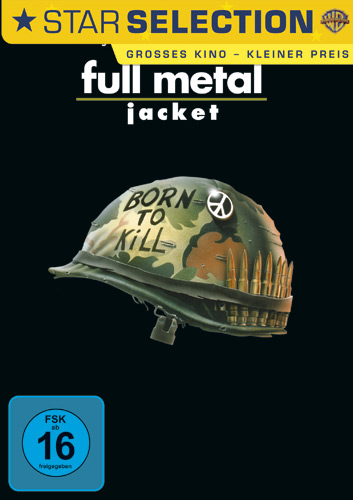 Full Metal Jacket (DVD) Min:112/DD5.1/VB 4:3