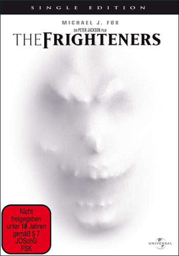Frighteners, The (DVD) Min: 105/DS/WS