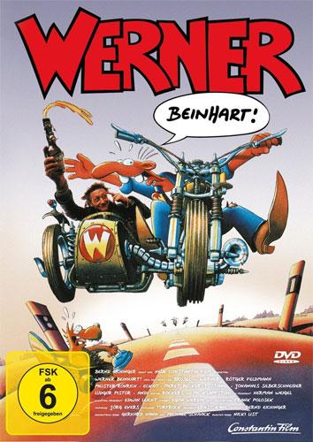 Werner 1 (DVD) - Beinhart Min: 93/DD5.1/WS