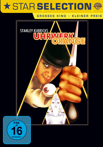Uhrwerk Orange (DVD) Min: 131/DD/VB