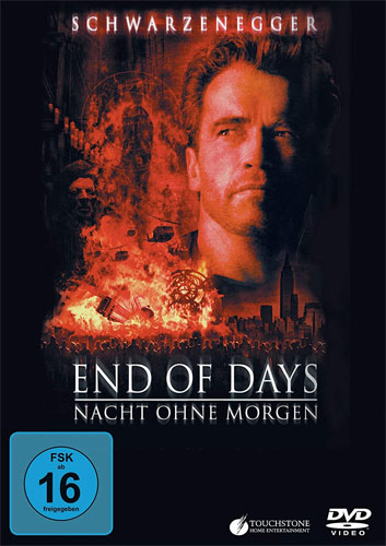 End of Days (DVD) - Nacht ohne Morgen Min: 117/DD5.1/WS