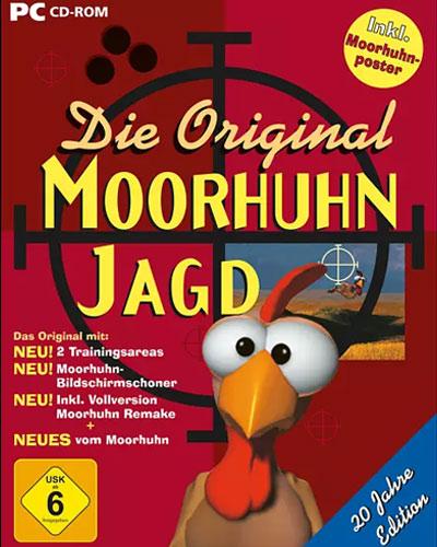 Moorhuhnjagd  PC Das original / 20 Jahre Ed.