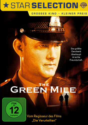 Green Mile, The (DVD) Min: 181/DD 5.1/WS 1,85:1