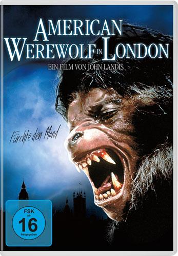 American Werewolf 1 (DVD) ...in London Min: 93/DD/WS