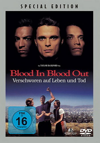 Blood In Blood Out (DVD) S.E. Min: 173/DD 5.1/WS