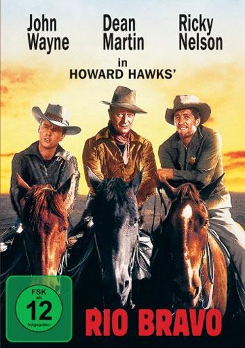 Rio Bravo (DVD) m. John Wayne Min: 136/Mono/Ws