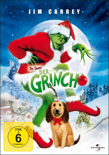 Grinch, The (DVD) Min: 101/D:DS/WS