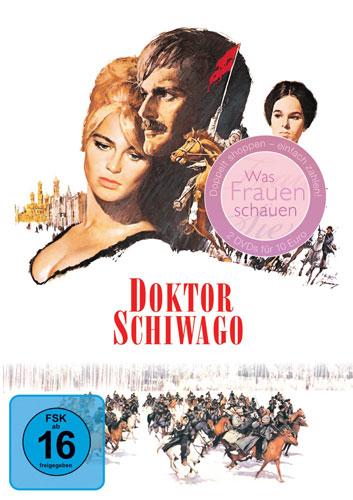 Doktor Schiwago (DVD) Min: 192/DD5.1/WS