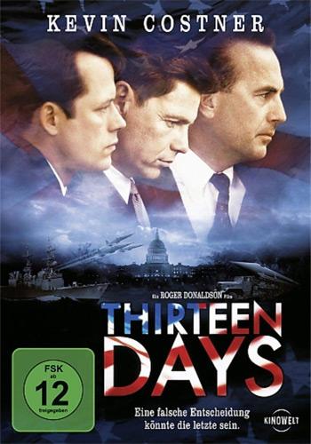 Thirteen Days (DVD) S.E. Min:140+109/DD5.1/WS