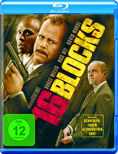 16 Blocks BR Bruce Willis