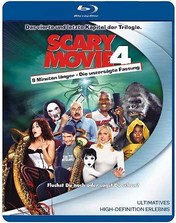 Scary Movie 4 BR
