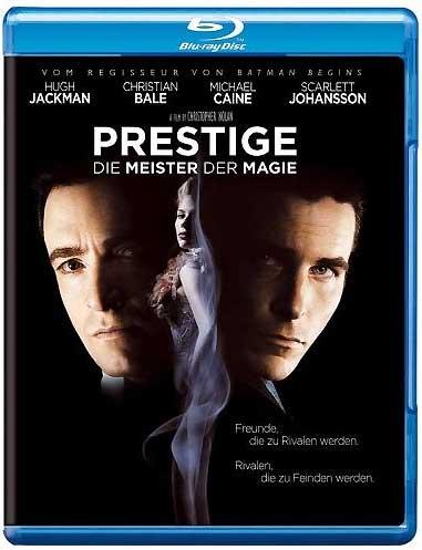 Prestige - Meister der Magie (BR) Min: 130/DD5.1/WS16:9 1080pHD
