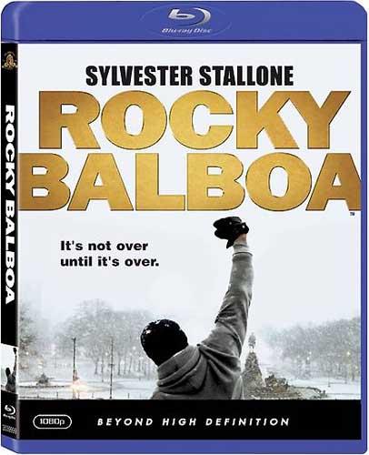 Rocky Balboa Rocky 6 BR Sylvester Stallone
