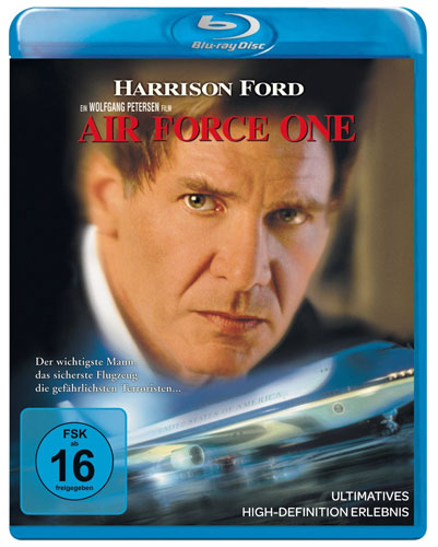 Air Force One Harison Ford BR