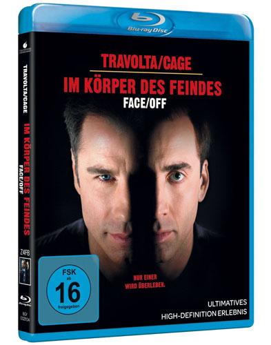 Face  Off Im Körper ded Feindes BR John Travolta Nicolas Cage
