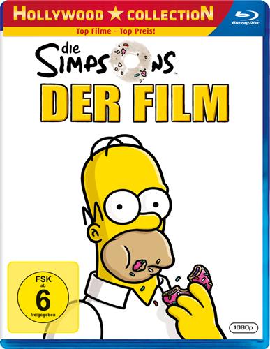 Die Simpsons BR Der Film