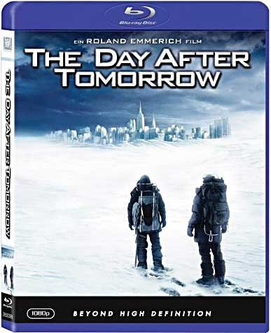 The Day After Tomorrow BR