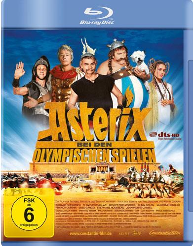 Asterix bei den olympischen Spielen BR