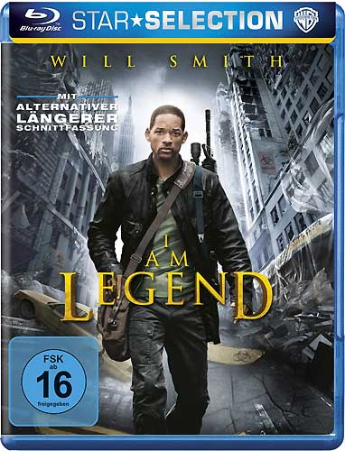 I Am Legend BR Will Smith