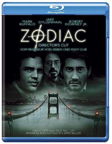 Zodiac Die Spur des Killers  Director's Cut BR