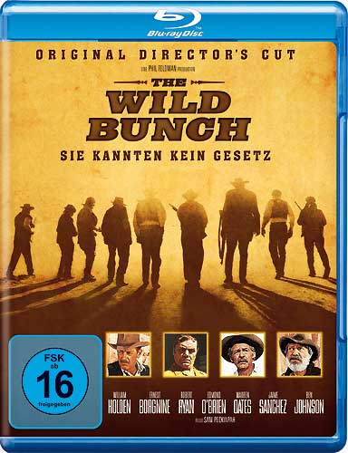 The Wild Bunch Directors Cut BR