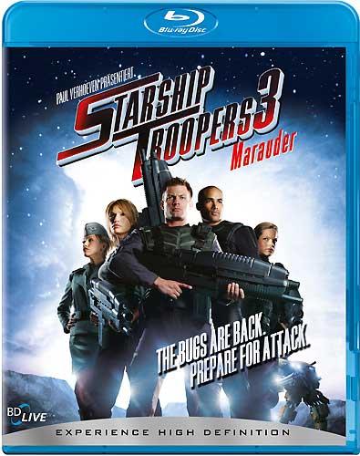 Starship Troopers 3 Marauder BR