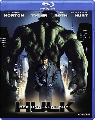 Der Unglaubliche Hulk Uncut BR