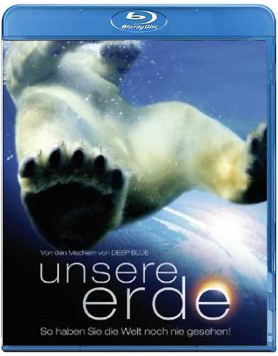 Unsere Erde 1 Planet Earth BR