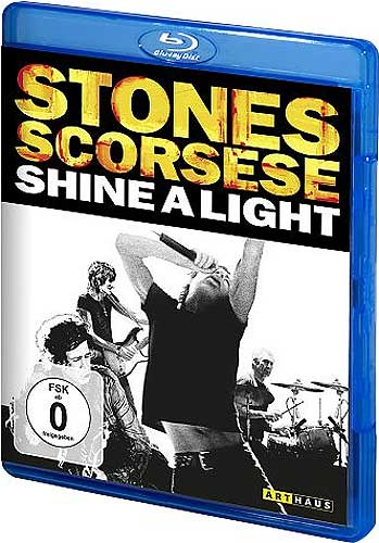 Shine a Light BR Stones Scorsese