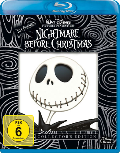Nightmare Before Christmas  C.E BR