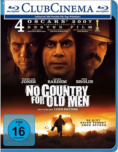 No Country for Old Men BR