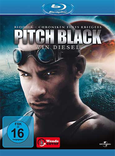 Pitch Black Planet der Finsternis BR Vin Diesel
