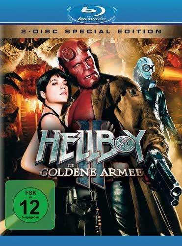 Hellboy 2 Die goldene Armee BR