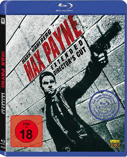 Max Payne DC  Extended Edition BR