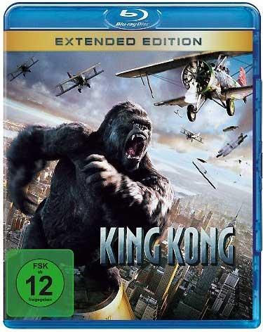 King Kong Ex.Ed. Peter Jackson BR